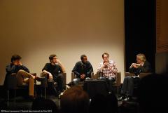 Débat critique sur internet, festival international du film de la Roche sur Yon, fif