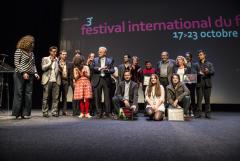 Cérémonies, fif85,fif, festival La Roche-sur-Yon