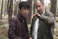 Nobuhiro Suwa et Hippolyte Girardot